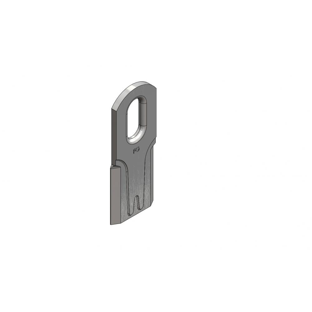 Couteau renforcé 102 plat - 110.40.5
