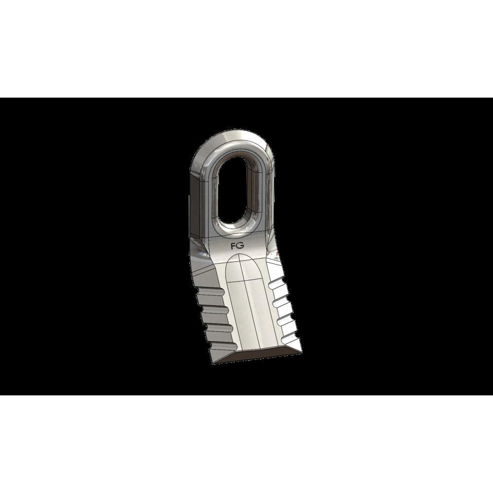 Couteau ravageur 128 - 408RL