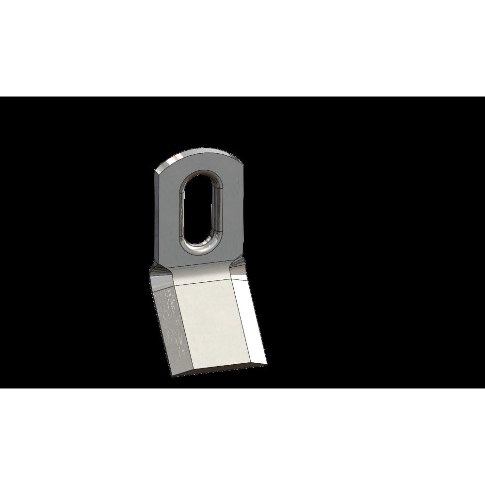 Couteau biseauté 132 - 90.40.8