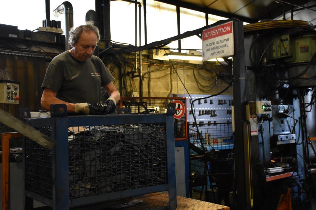 Fabrication de pièces détachées pour machines agricoles